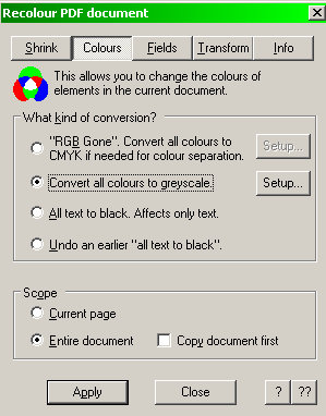 Quite a Box of Tricks: the only grayscale PDF tool I have ever known