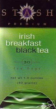 Pic of Stash Irish Breakfast Tea