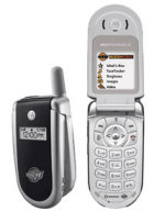 Picture of the Motorola v186m phone