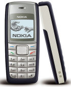 Picture of the Nokia 1112 phone