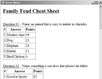 make your own family feud flash game | peter's useful crap, Powerpoint templates
