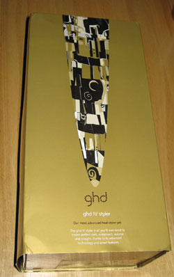 Fake GHD box