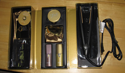 Fake GHD product