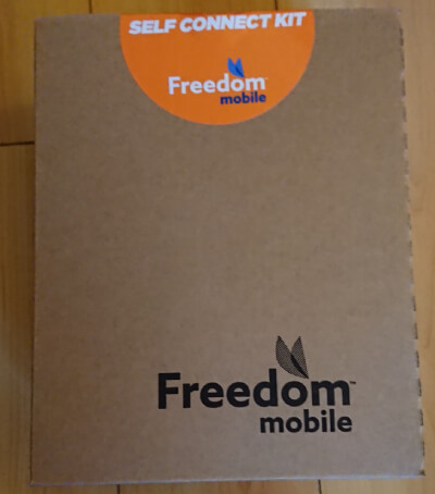 Freedom Mobile Home Internet Self Connect Kit